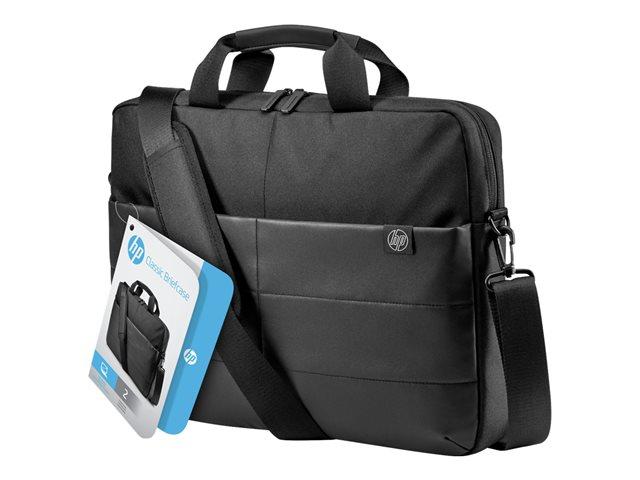 8718c11b79 HP sacoche ordinateur portable 15,6 pouces Noir- 1FK07AA#ABB - acerc