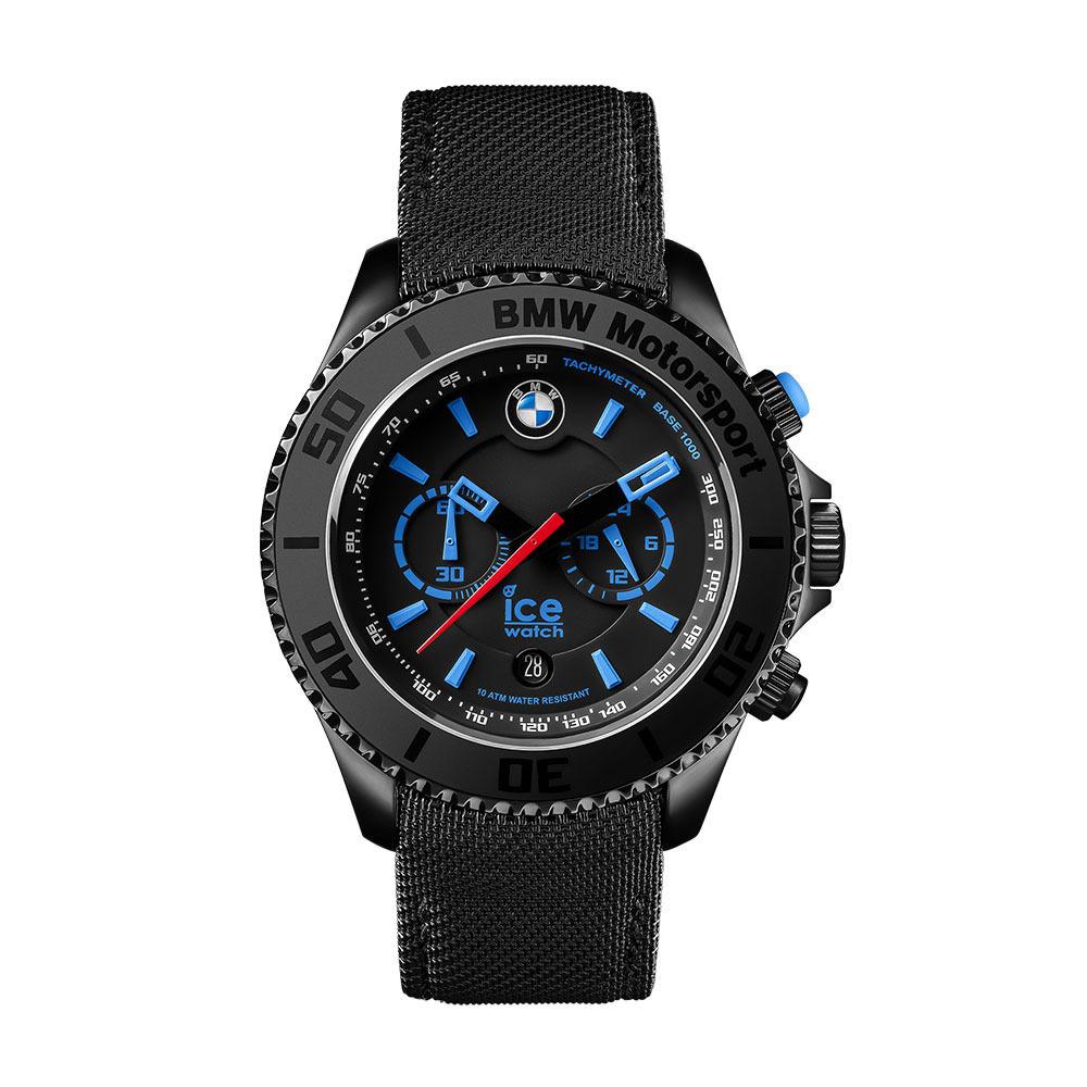 ice watch montre chronographe bmw motorsport steel ch. Black Bedroom Furniture Sets. Home Design Ideas